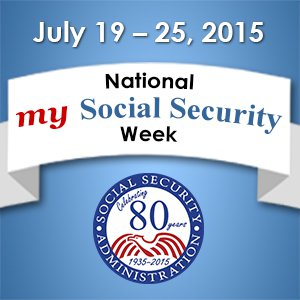 Web graphic – July 19-25, 2015 – National my Social Security Week