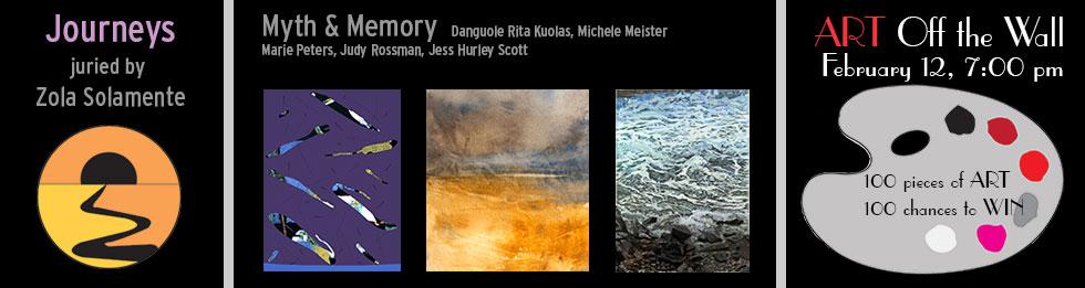 Journeys   Myth & Memory   ART Off the Wall