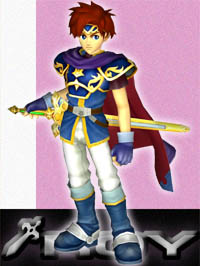 Super Smash Bros. Melee Roy