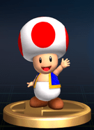 Toad SmashWiki The Super Smash Bros Wiki