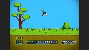 Duck Hunt Stage SmashWiki The Super Smash Bros Wiki