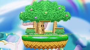 Dream Land SSB SmashWiki The Super Smash Bros Wiki