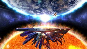 Final Destination SSB4 SmashWiki The Super Smash Bros
