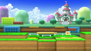 3D Land SmashWiki The Super Smash Bros Wiki