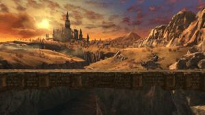 Bridge Of Eldin SmashWiki The Super Smash Bros Wiki