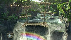 Kongo Jungle SSBM SmashWiki The Super Smash Bros Wiki