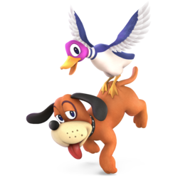Duck Hunt SSBU SmashWiki The Super Smash Bros Wiki