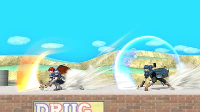 Roy SSB4 SmashWiki The Super Smash Bros Wiki