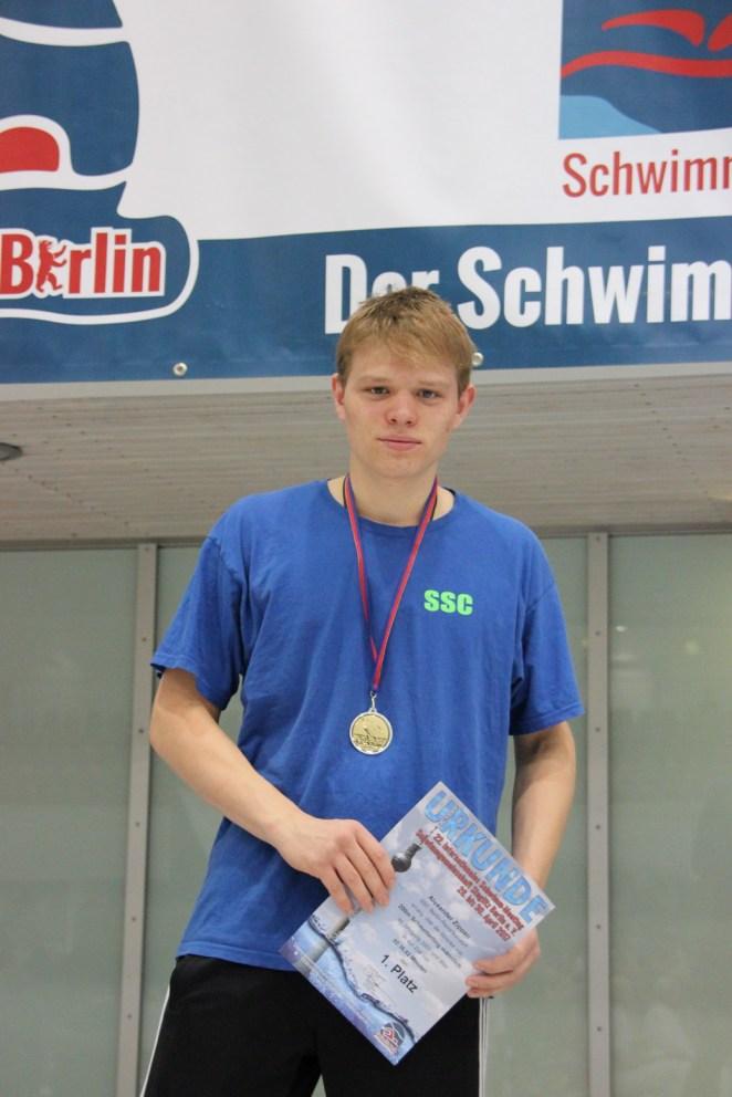 22. Internationales Schwimm-Meeting der SG Steglitz Berlin e.V.