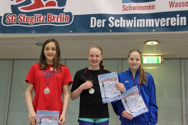 22. Internationales Schwimm-Meeting der SG Steglitz Berlin e.V.