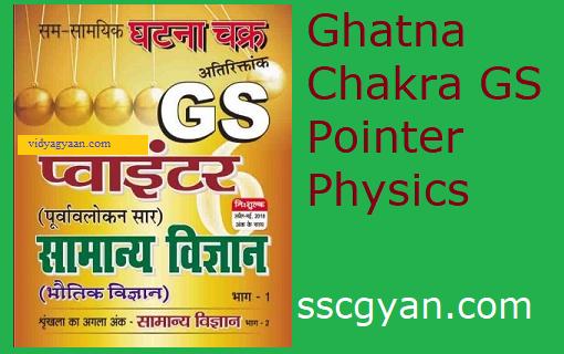 Ghatna Chakra GS Pointer Physics