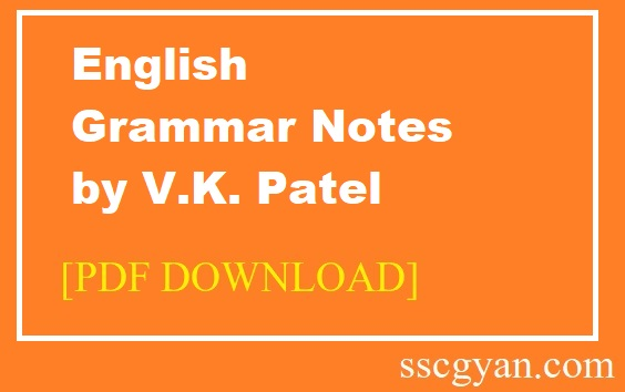 Basic English Grammar Pdf In Hindi