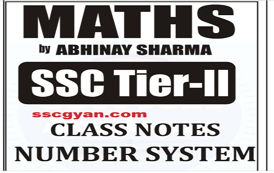 Number System Question Bank PDF