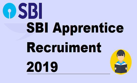 SBI Apprentice Recruiment 2019