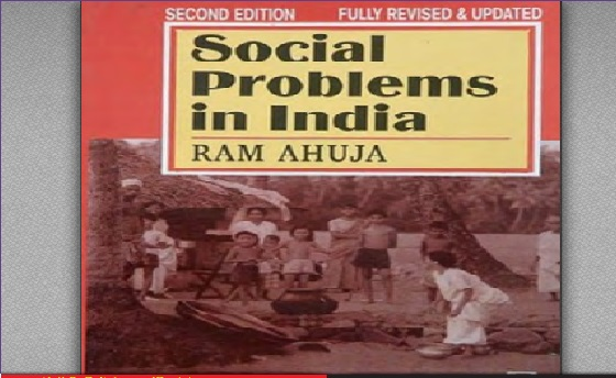 Social Problems in India by Ram Ahuja PDF