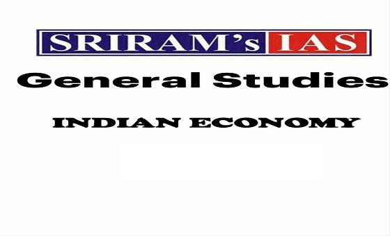sriram ias economy notes 2019 Pdf