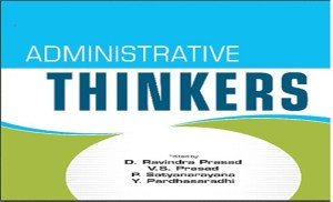 Administrative Thinkers Prasad and Prasad