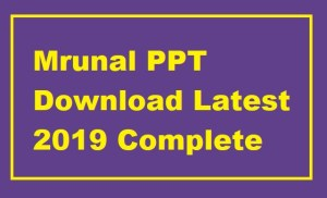 Mrunal Ppt Download