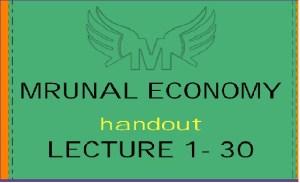 Mrunal Unacademy PDF
