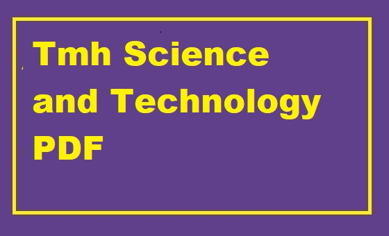 Tmh Science and Technology PDF