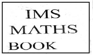 ias mathematics books
