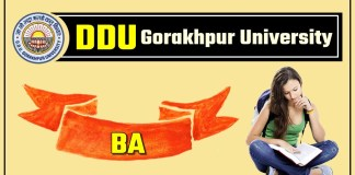 Gorakhpur-University-DDU-BA-1-BA2-BA-3-First-Second-Third-Year-Result-2018