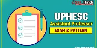 UPHESC-Assistant-Professor-Syllabus