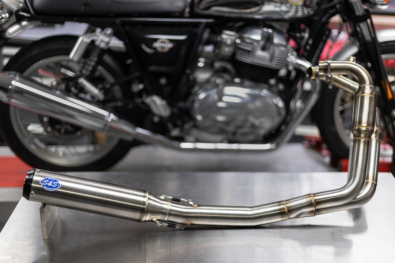 performance parts for royal enfield
