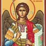Saint Michael Icon