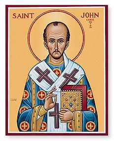 NOV 12 & 13: 26TH SUNDAY AFTER PENTECOST & COMMEMORATION OF ST. JOHN CHRYSOSTOM & ST. MATTHEW APOSTLE – EVANGELIST