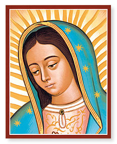 DEC 11: FEAST OF THE THEOTOKOS OF GUADALUPE – PATRONESS OF THE AMERICAS