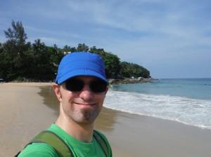Karon Beach, Thailand Day 1
