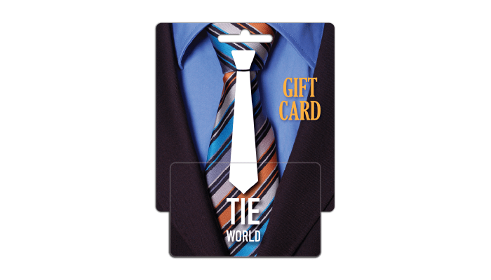 Mid-Size Hanging Display Gift Card