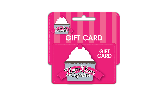 Small Display Gift Card