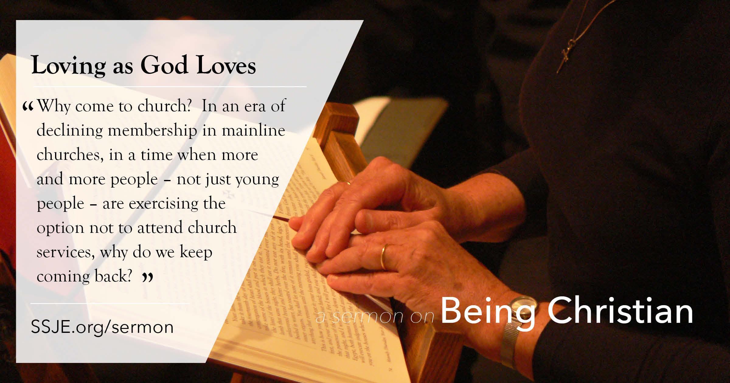 Sermon – Page 6 – SSJE