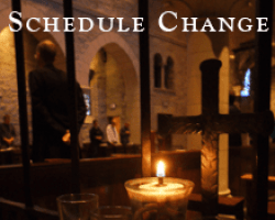 News-Schedule Change