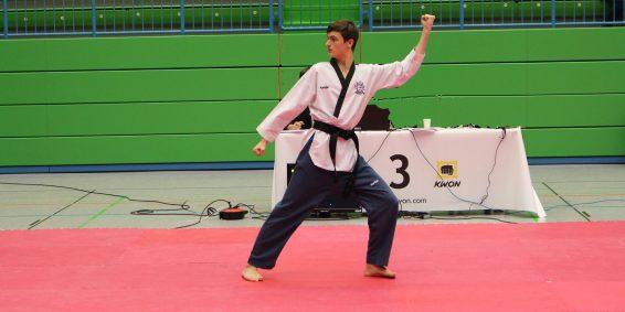 Taekwondo Kerpen. NWTU Nachwuchsturnier Wuppertal