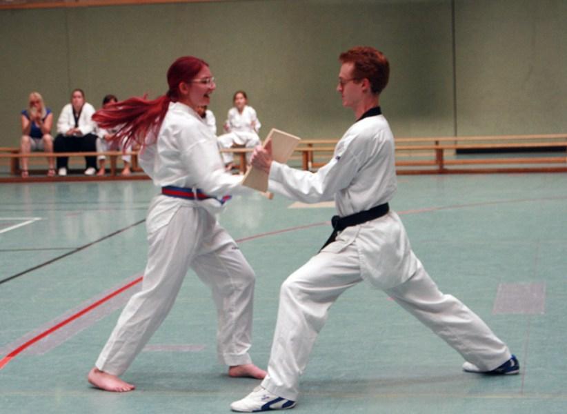 Noch mehr Wissen über Taekwondo