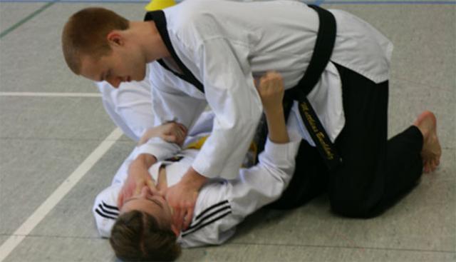 Taekwondo Kerpen. Das Selbstverteidigungskonzept der DTU