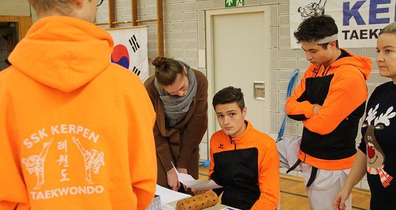 Vorbereitung auf das Turnier