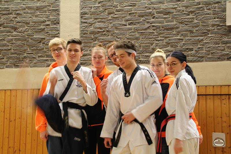 SSK-Taekwondo-Team plant wiederaufnahme des Trainings nach Corona
