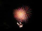鹿島の花火2009(7) : 1024 * 768 pixels, 75KB