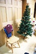 全高1.8mのクリスマスツリー