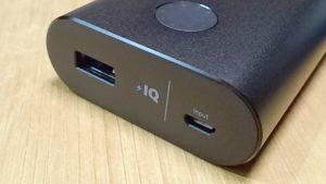 USB A出力とMicroUSB入力
