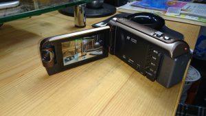 「ワイプ撮り」用サブカメラ
