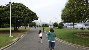 横浜旅行2017 : 山下公園