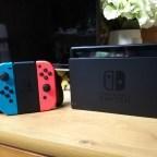 Nintendo Switch、買えちゃった