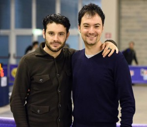 Lorenzo e Guido Riccione
