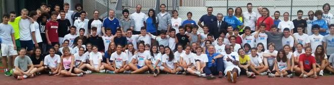 I partecipanti al Progetto TARG Spada 2014