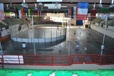 Il Palariccia -Foto dal sito www.tuariccia.it